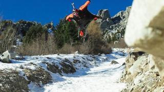 Wingsuit Pilot Pulls Off Closest Ground Flight Ever