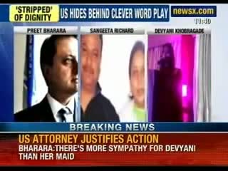US attorney justifies action on Devyani strip search case
