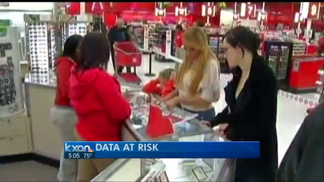40M card accounts breached from Target