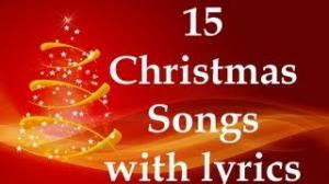 15 Christmas Songs with Lyrics - English Christmas Song (Merry Christmas)