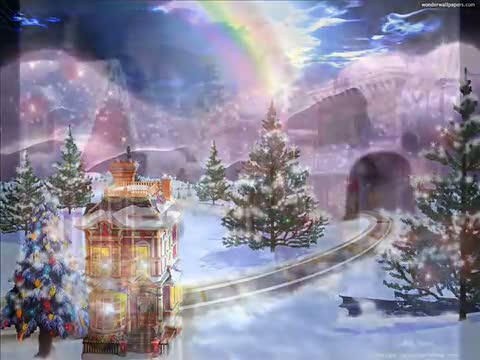 Top Ten Christmas Songs - Happy Christmas To All - Merry Christmas Everyone