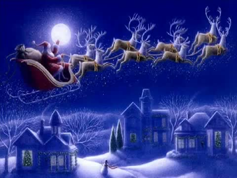 Christmas Songs - Rudolph the red nosed reindeer Old English X-mas Song