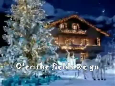 Christmas Carols With Lyrics - Mery Xmas 2012