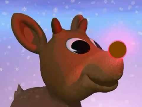 Christmas Carols - Randolph The Brown Nosed Reindeer - FUNNY Video - Merry Christmas