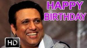 Best Of Govinda's Songs - Birthday Special