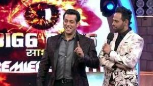 VJ Andy EVICTED Bigg Boss 7 21st December 2013 EPISODE