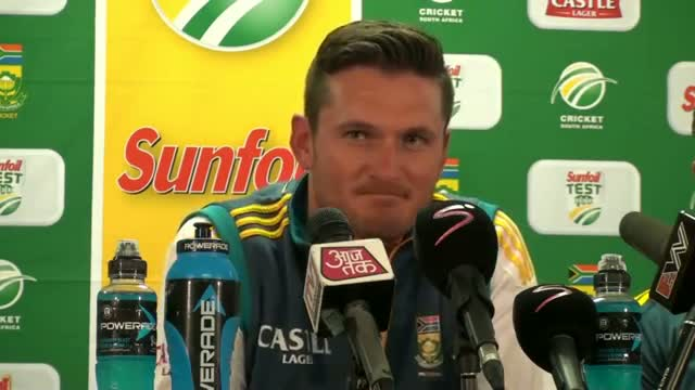 Ind vs SA 1st Test: Smith defends draw decision