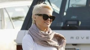 Pamela Anderson Back to Blonde