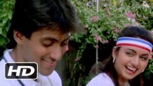 Tum Ladki Ho - Maine Pyar Kiya (1989) - Salman Khan & Bhagyashree