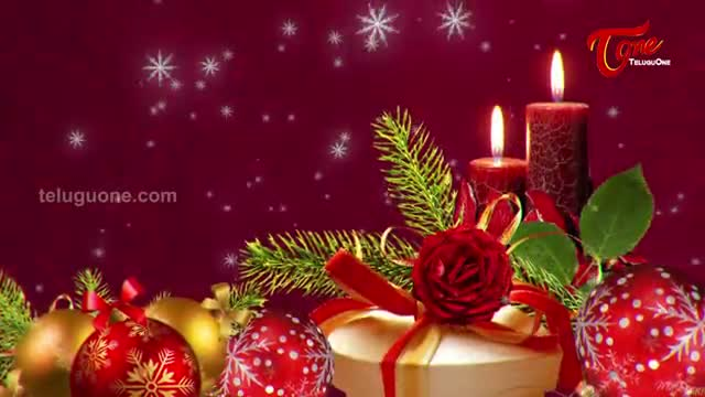 Merry Christmas 2013 - Animated Greetings - Happy Christmas 2013