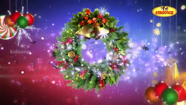 Happy Merry Christmas 2013 - Animated Christmas Greetings