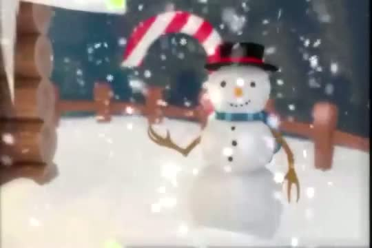 Happy Merry Christmas 2013 - Amzing 3D Animation