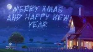 """Socks Merry Christmas"" Beautiful Xmas Animation - CGI VFX Animated Shorts HD"