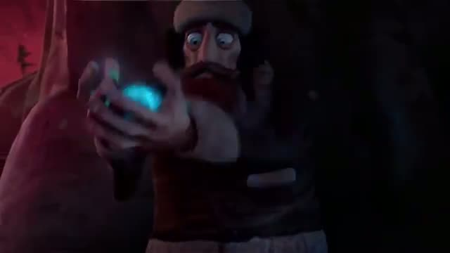 Xmas 2013 - 3D Animated Short Film - Merry Christmas 2013