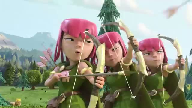 Clash of Clans: You and This Army (Official TV Commercial)