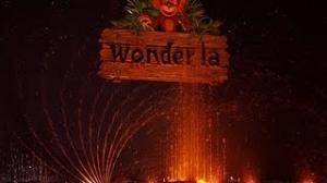 Rain Disco Dance -Wonderla Amusement Park - Bangalore, India *Full HD*