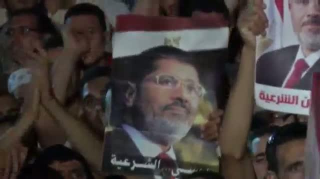 Egypt Names Muslim Brotherhood a Terrorist Group