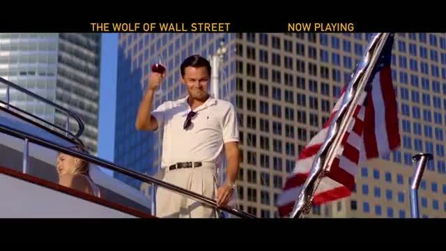 The Wolf of Wall Street - See It Today