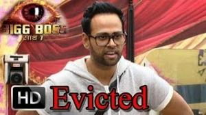 BIGG BOSS 7- VJ Andy EVICTED!
