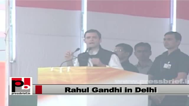 Rahul Gandhi: We have to open our doors for common man