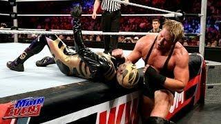 Goldust vs. Jack Swagger: WWE Main Event, Dec. 25, 2013
