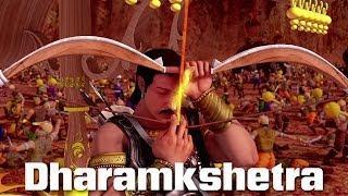 Dharamkshetra (Video Song) feat Kailash Kher - Mahabharat [2013]