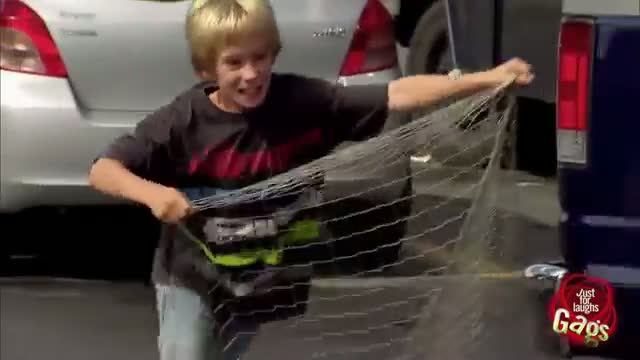 Kids Gone Wild Prank - Just For Laughs Gags