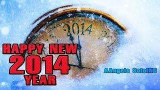 HAPPY NEW 2014 YEAR - Magic Greeting CARD - Magic greeting card makes your wishes come true