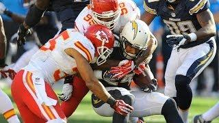 Chargers grab final AFC Playoff spot