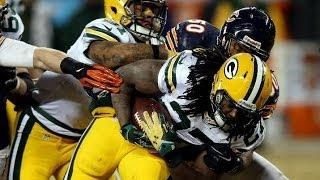 Green Bay Packers past Chicago Bears into playoffs