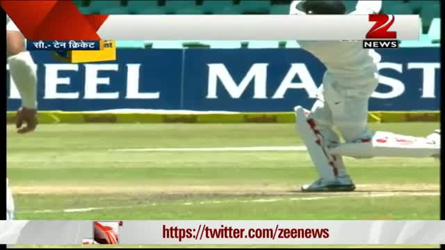 India vs South Africa, Durban Test, Day 5: India fight for survival