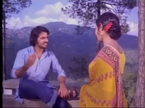 Sippi Irukkudu - Varumayin Niram Sivappu - Kamal Haasan & Sridevi