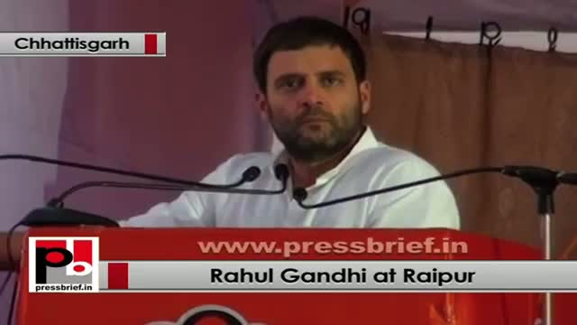 Rahul Gandhi: Land Acquisition Bill will transform the lives of poor and tribal