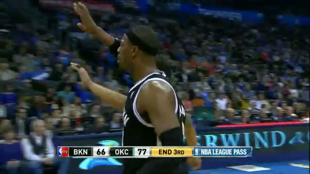 NBA: Deron Williams' Steal and Buzzer-Beater Three in .9 Seconds