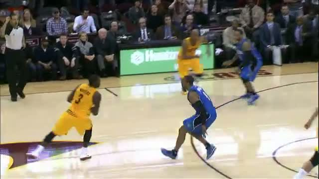 NBA: Dion Waiters Takes it to the Tin in the Last Second to Force OT