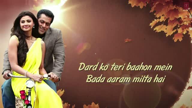 Tere Naina Full Song with Lyrics - Jai Ho (2014) - Salman Khan, Tabu - Releasing: 24 Jan 2014