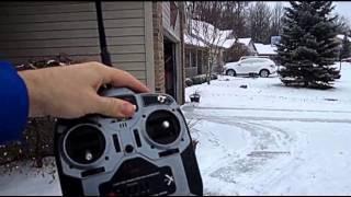 Robot Snowblower Makes Blizzards a Breeze