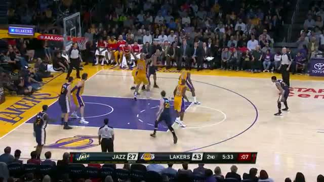 NBA: Pau Gasol's Near Triple-Double Silences the Jazz