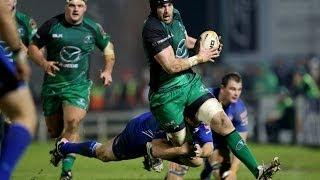 Connacht v Leinster Full Time Round Up 04 January 2014
