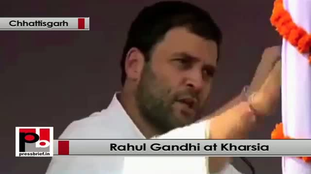 Rahul Gandhi: Chhattisgarh has to remember Nand Kumar Patel