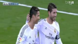 Real Madrid vs Celta de Vigo 3-0 2014 Goals & Highlights (6-1-2014) HD