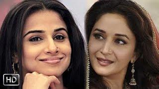 Madhuri Dixit Praises Ishqiya Actress Vidya Balan