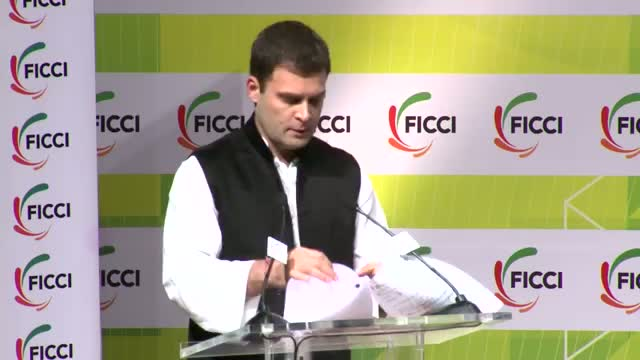 Rahul Gandhi emphasises investments in the social sector and economic growth work in tandem