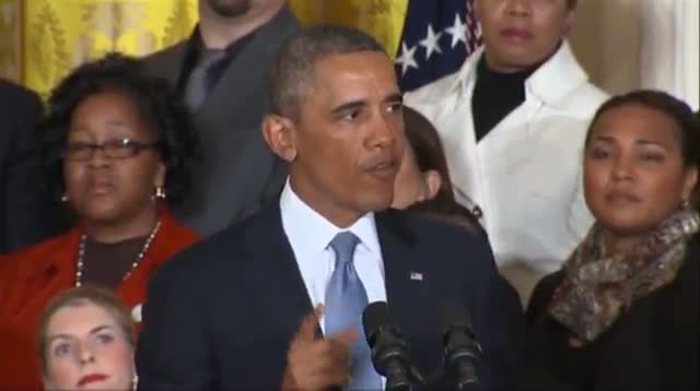 Obama Highlights Plight of Long-term Unemployed