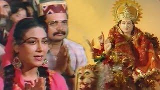 Mata Teri Daya Ka - Hit Bollywood Devotional Song - Sahebzaade (1992) - Sanjay Dutt, Neelam Kothari