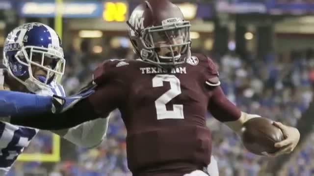 Manziel Declares: Johnny Football Going Pro