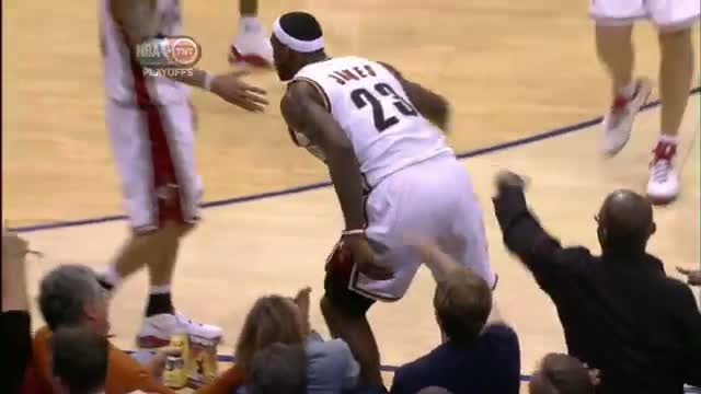 NBA Players Lay Down the Kisses on Their Fans!