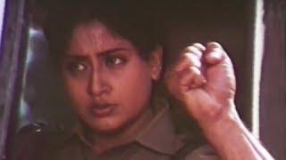 Ban Kar Aandhi - Inspiring Hindi Song - Tejasvini (1994) - Vijayashanti, Deepak Malhotra, Amrish Puri