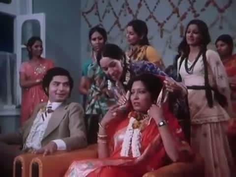 Bhabhi Ki Ungli Mein Heere Ka Challa - Classic Bollywood Wedding Song - Tapasya (1976) - Rakhee Gulzar