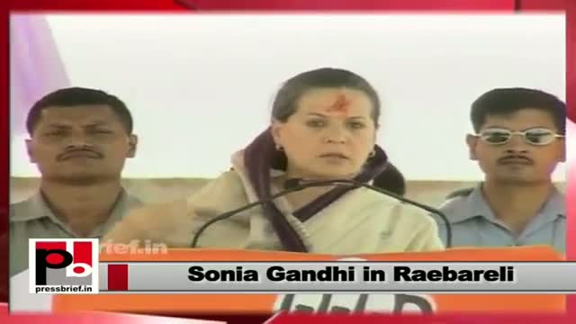 Sonia Gandhi: Everyone should cast their vote, as this is your basic right